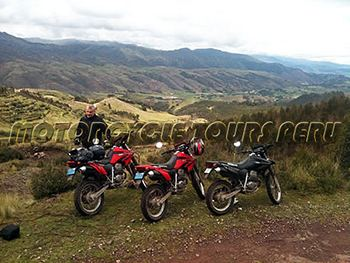 Motorcycle Tour to Manu Cloud Forest