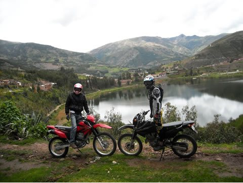 Motorcycle Rentals in Cusco Peru