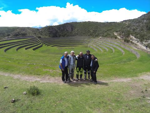 Motorcycle Tour to Maras and Moray