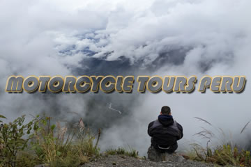 Motorcycle Tours Peru - Manu Cloud Forest