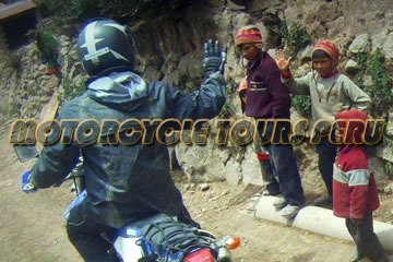 Motorcycle Tours Peru