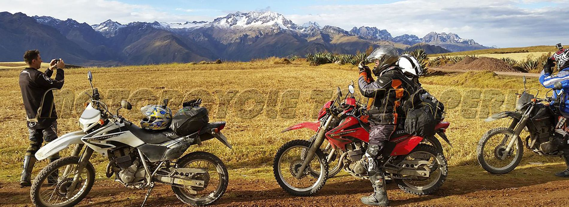 Off Road Moto Tours
