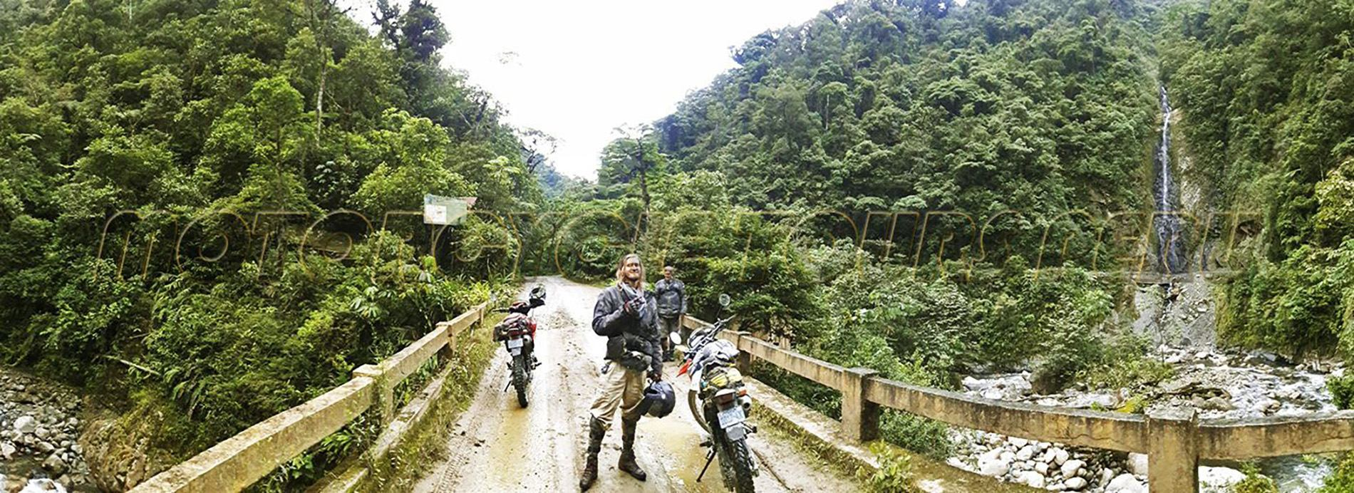 Moto Tours in Peruvian Jungle